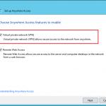 Comprendre la configuration VPN dans Windows Server 2012 R2 Essentials - Communauté Microsoft Tech   - Serveur d'impression